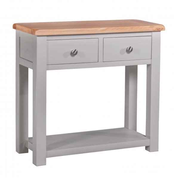 Starlight Grey Hall Table
