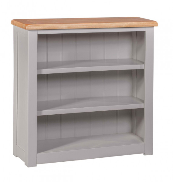 Starlight Grey Small Bookcase