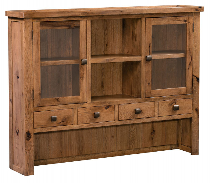 Aztec Oak Dresser Top