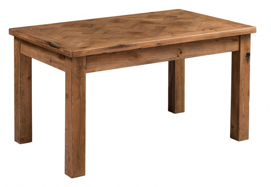 Aztec Oak Dining Table