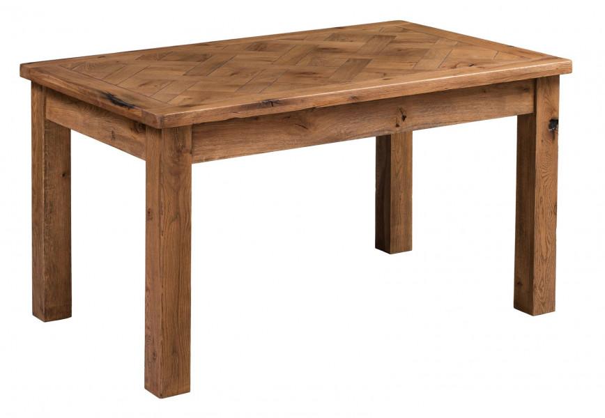 Aztec Oak Dining Table
