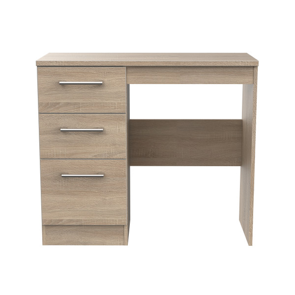 London Light Oak Small Dresser