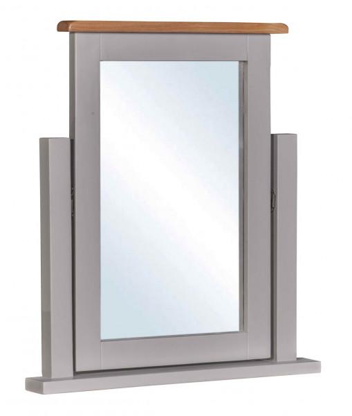 Starlight Grey Dresser Mirror