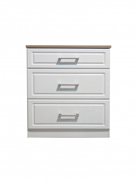 Cotswold 3 Drawer Deep Chest
