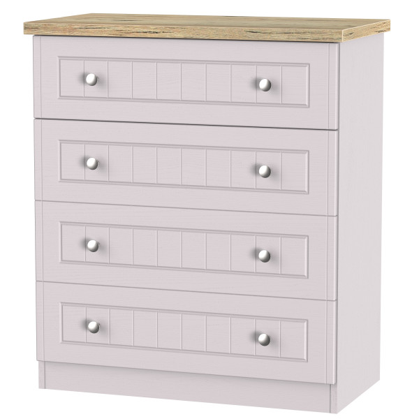 Boston 4 Drawer Chest