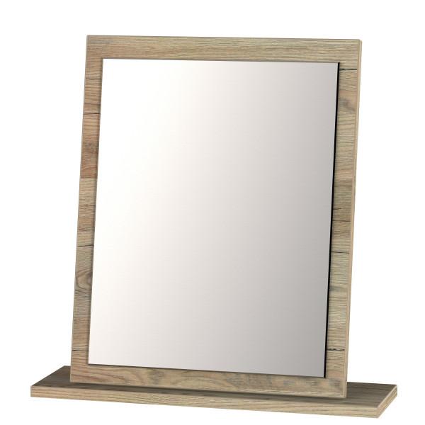 Boston Single Fixed Mirror