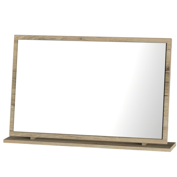 Boston Large Fixed Mirror