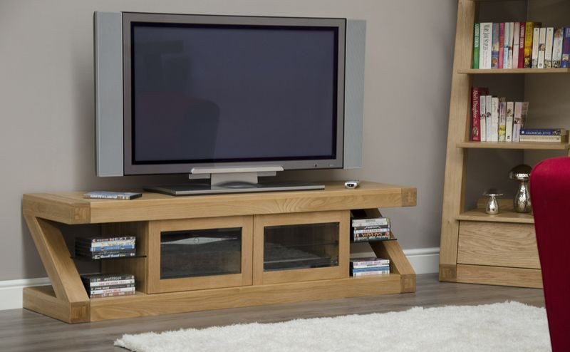 Z Glazed TV Unit