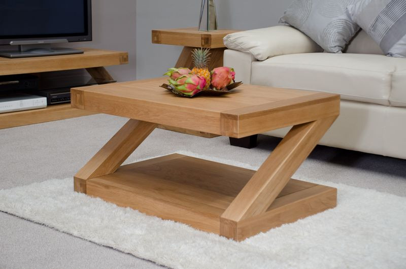 Z Small Coffee Table