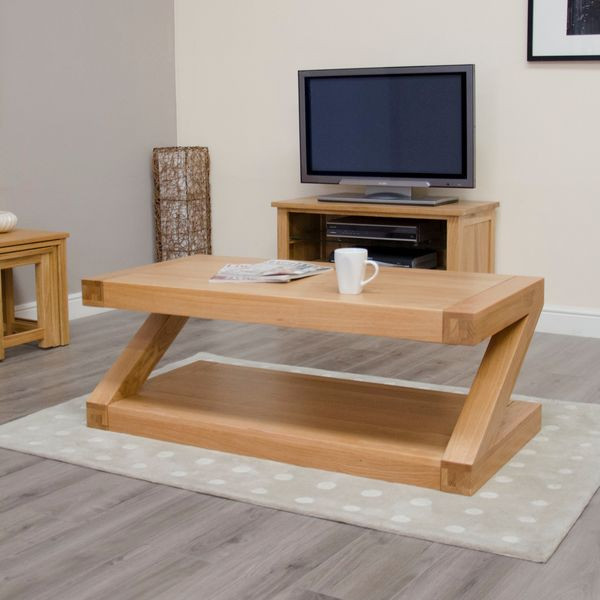 Z Large Coffee Table