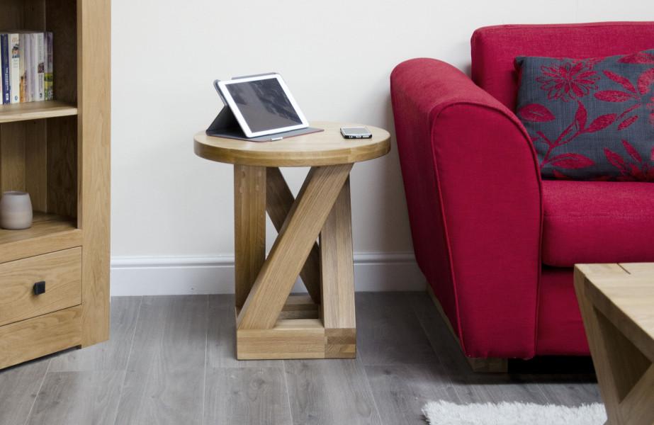 Z Round 4 Leg Coffee Table