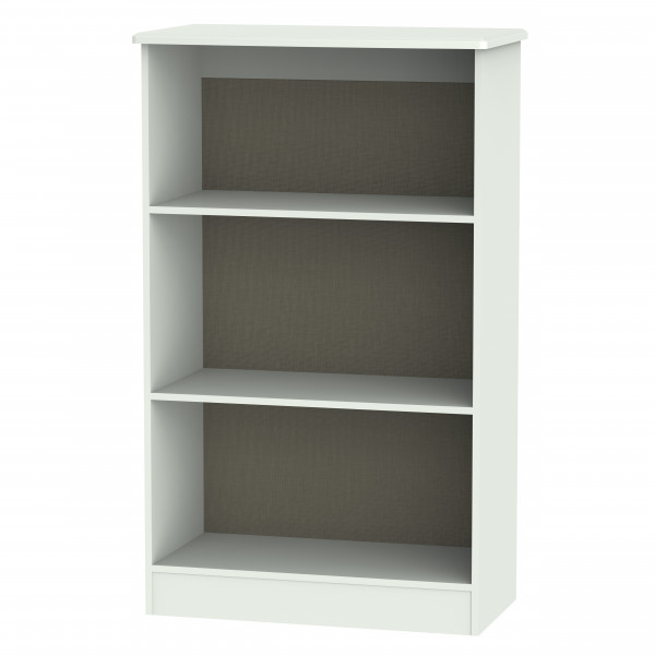 Kensington Grey  Bookcase