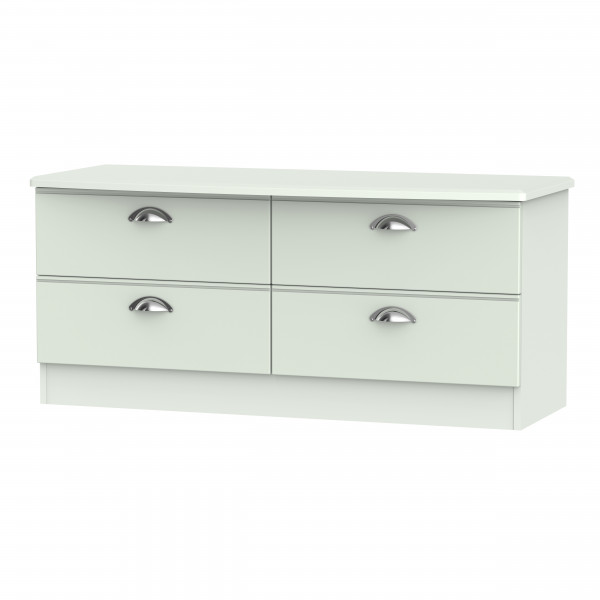 Kensington Grey 3 Drawer Bedbox