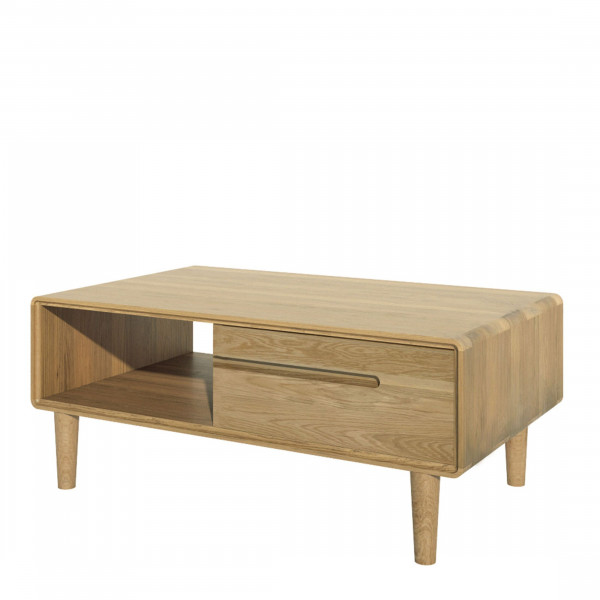 Scandic Oak Coffee Table