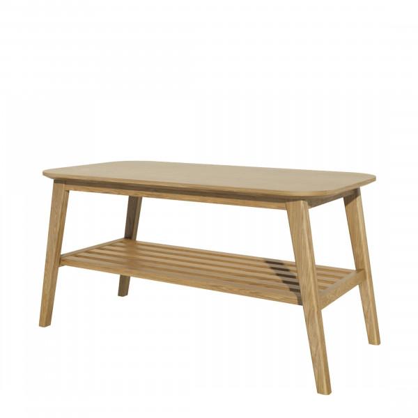Scandic Oak Small Coffee Table
