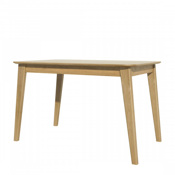 Scandic Oak Large Dining Table