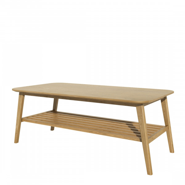 Scandic Oak Large Coffee Table