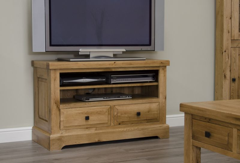 Deluxe Rustic TV Unit