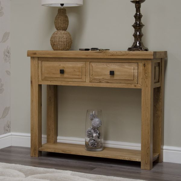 Deluxe Rustic Hall Table