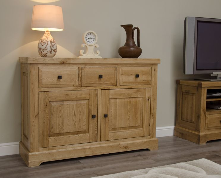 Deluxe Rustic Medium Sideboard