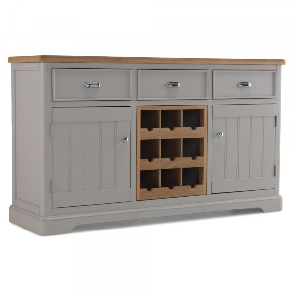 Mayfair Sideboard with Wine Rack