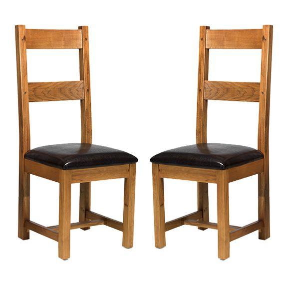 Stratford Oak Chair