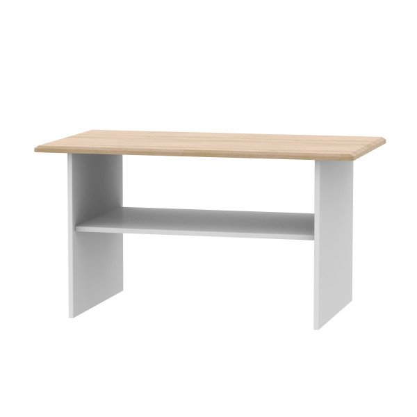 Kensington Grey & Oak Coffee Table