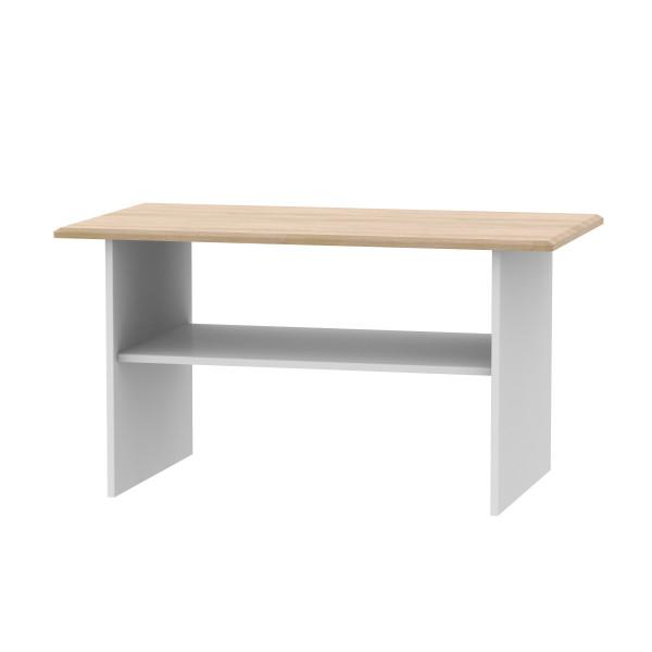 Kensington Grey & Oak Coffee Table